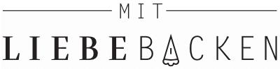 Mit Lliebe Backen - Logo